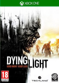 Dying Light Xbox one jaquette priceminister