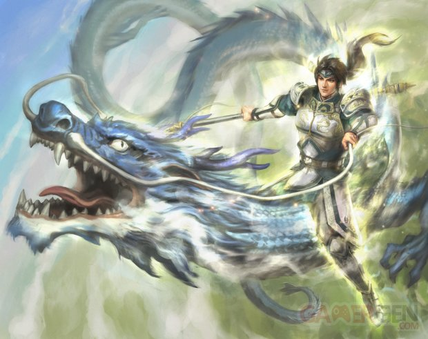 Dynasty Warriors 20th anniversary 03 08 2020
