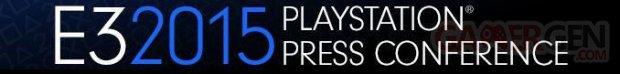 E3 2015 Sony Conference