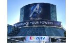 e3 2019 avengers photo convention center slogan et plateformes patienter