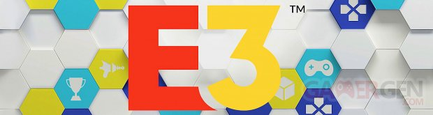 E3 2019 logo image annonce date conference 1