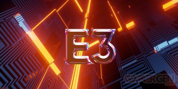 E3 2021 head logo banner