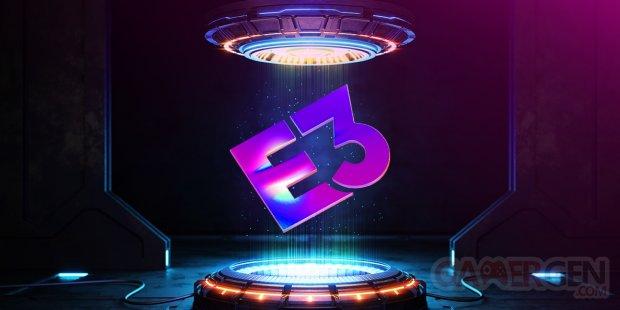 E3 2021 head logo