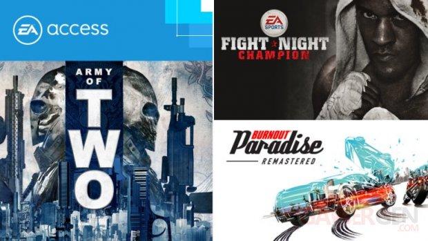 EA Access : le service de jeu en illimité arrive sur PS4