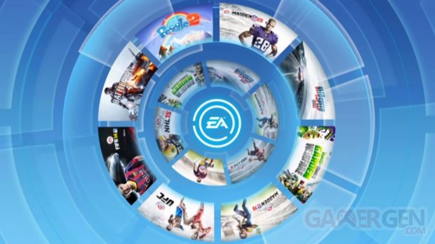 EA Access Electronic Arts E3 2015