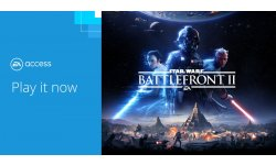 EA Access Star Wars Battlefront II