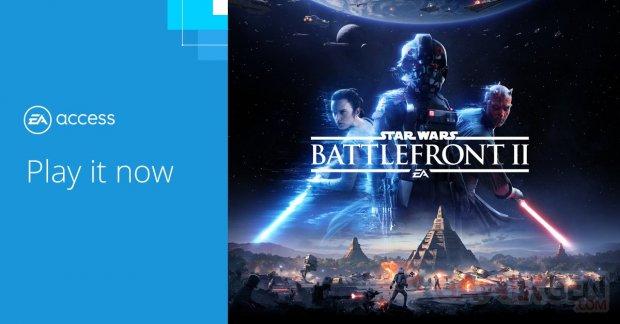 EA Access Star Wars Battlefront II