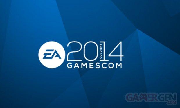 EA Electronic Arts gamescom 2014