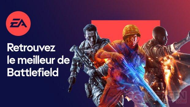 EA retrouvez le meilleur de Battlefield