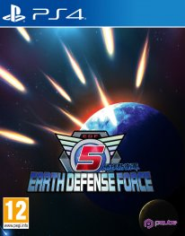 Earth Defense Force 5 jaquette PS4 07 08 2020