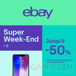 eBay SuperWeekEnd