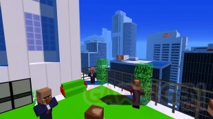 Edgecraft map Mirror's Edge Minecraft (2)