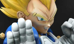 Edition DX Mega Premium Masterline Dragon Ball Z Super Saiyan Vegeta images (10)