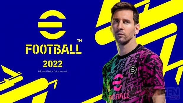 eFootball 2022 head