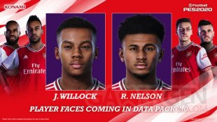 eFootball PES 2020 Data Pack 2 0 players faces 1