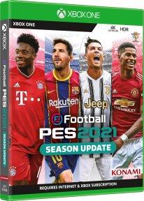 eFootball PES 2021 Season Update jaquette cover art 2