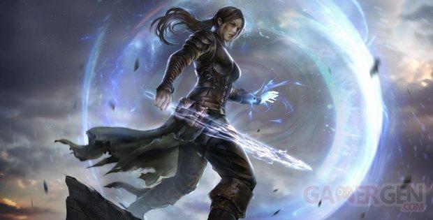 Elder Scrolls Legends Glenumbra Sorcerer art