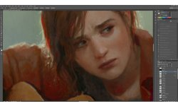 Ellie Last Of Us 2 Marek Okon