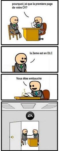 Embauche EA