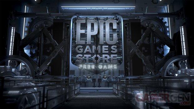 Epic Games Store 07 05 2020 Free Game jeu offert gratuit