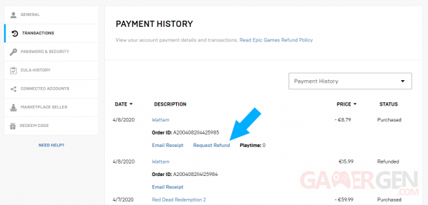 Epic Games Store 19 05 2020 development update 1