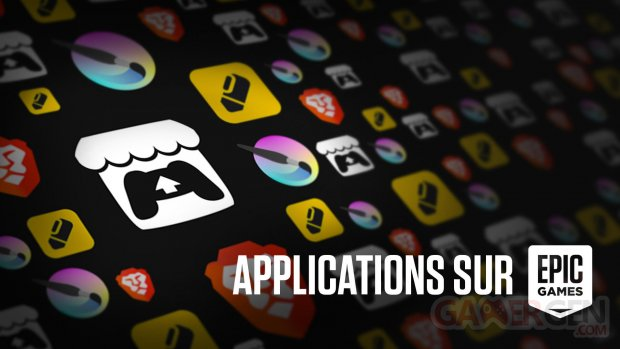 Epic Games Store applications