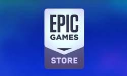 Epic Games Store logo head