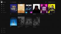 Epic Games Store mise jour octobre 2