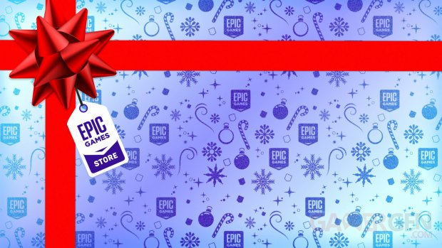 Epic Games Store soldes Noël 2020 jeux gratuits