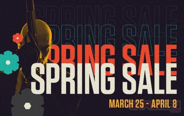 Epic Games Store soldes printemps head