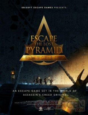 Escape The Lost Pyramide 07 11 2018