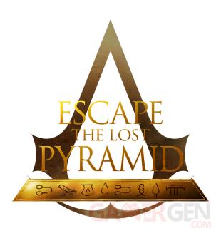Escape The Lost Pyramide logo 07 11 2018