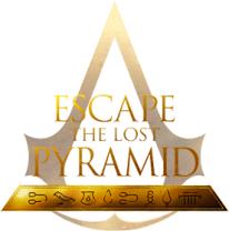 Escape The Lost Pyramide logo 11 08 2018