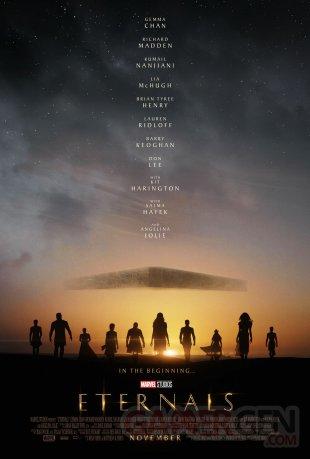 Eternals poster 24 05 2021