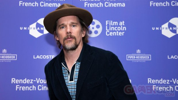 Ethan Hawke Rendez vous french cinema Julie Cunnah