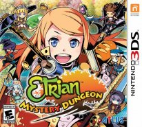 Etrian Mystery Dungeon jaquette 1