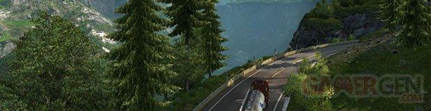 Euro Truck Simulator 2 Bannière