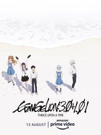Evangelion 3 0 1 0 Thrice Upon Time Amazon Prime Video poster