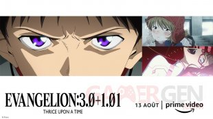 Evangelion 3 0 1 0 Thrice Upon Time Amazon Prime Video
