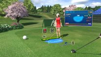 Everybody's Golf VR head 2