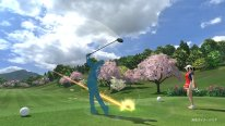 Everybody's Golf VR head