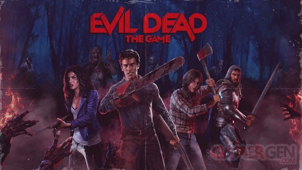 Evil Dead The Game report 2022