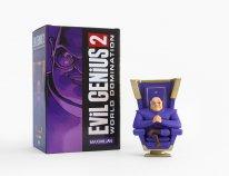 Evil Genius 2 Collector figurine