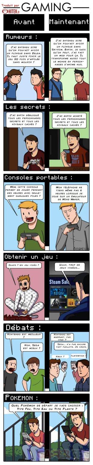 Evolution jeux vide?o troll