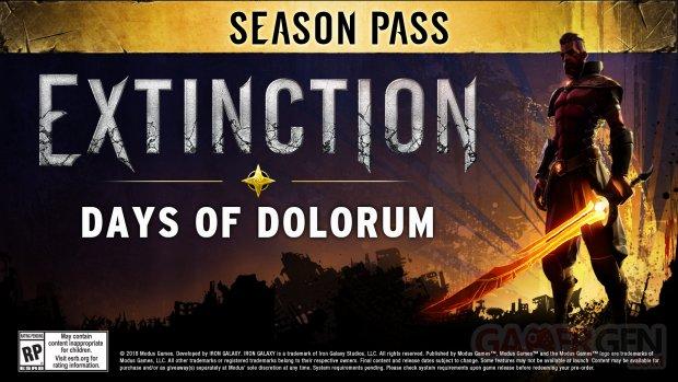 Extinction Season Pass