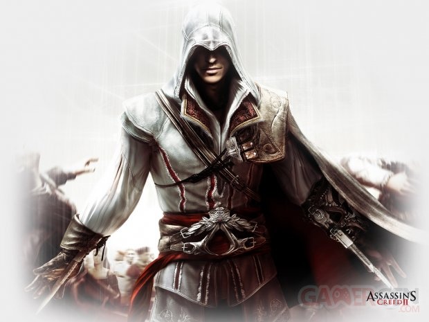 ezio auditore assassin's creed II