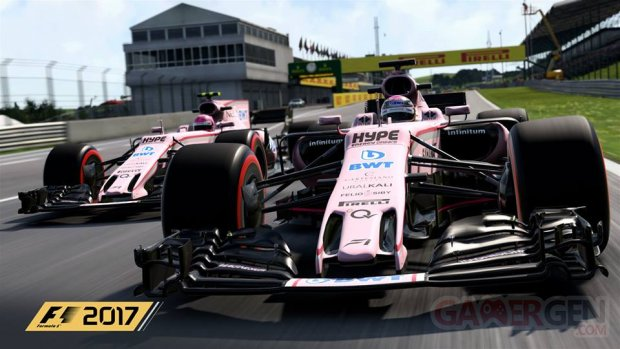 F1 2017 Sahara Force India screenshot 3
