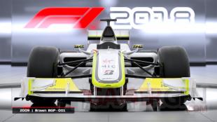 F1 2018 Brawn