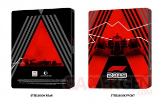F1 2019 26 04 2019 steelbook