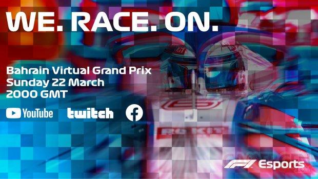 F1 2020 Virtual Grand Prix